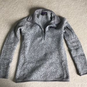 Patagonia Better Sweater Quarter-Zip Pullover